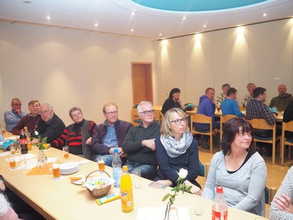Bürgerverein Jahreshauptversammlung